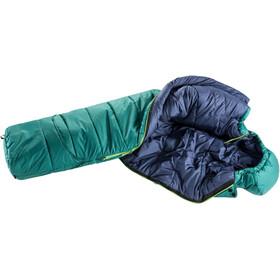 deuter Starlight Pro Sleeping Bag, alpinegreen/navy